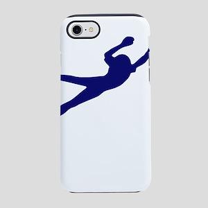 Soccer I Do My Own Stunts Go iPhone 8/7 Tough Case