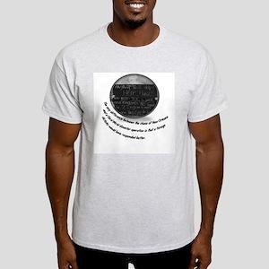 Bush Fails New Orleans Ash Grey T-Shirt