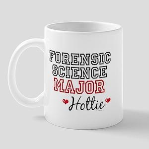 Forensic Science Major Hottie Mug