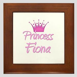 Princess Fiona Framed Tile