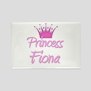 Princess Fiona Rectangle Magnet