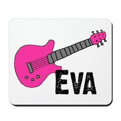 Guitar - Eva Mousepad