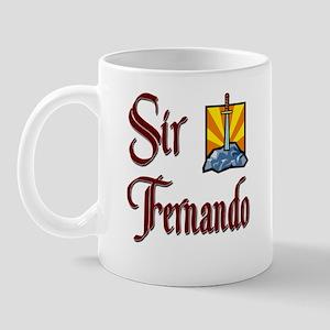 Sir Fernando Mug