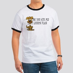 My Dog Ate My Lesson Plan Ringer T