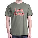 Love Stinks Dark T-Shirt