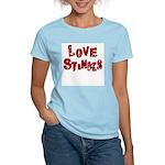Love Stinks Women's Light T-Shirt