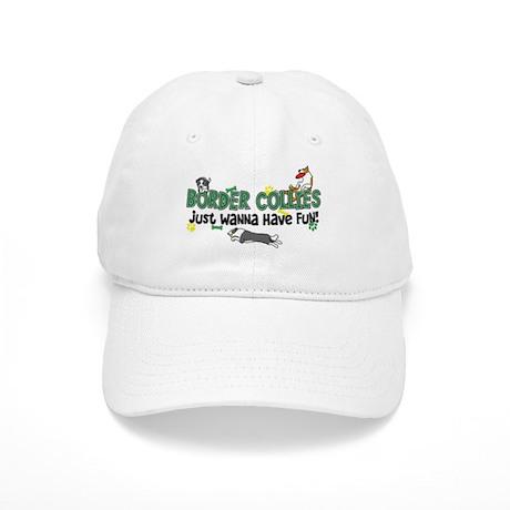 Have Fun Border Collie Hat