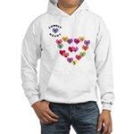 LONELY HEART Hooded Sweatshirt