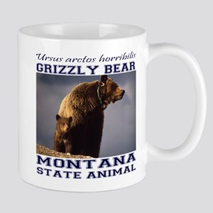 Grizzly - Montana State Animal Mug