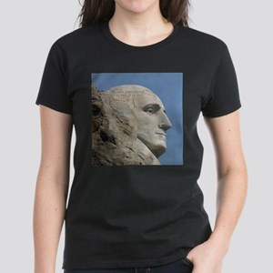 Mt. Rushmore Women's Dark T-Shirt