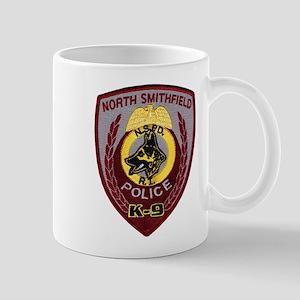 N Smithfield PD K9 Mug