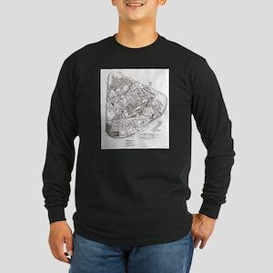 Apollo Cutaway Long Sleeve T-Shirt
