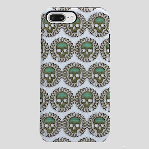 Vintage Skulls Pattern iPhone 8/7 Plus Tough Case