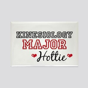 Kinesiology Major Hottie Rectangle Magnet