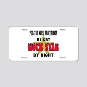 Pediatric Nurse Practitione Aluminum License Plate