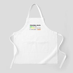 Pickleball BBQ Apron