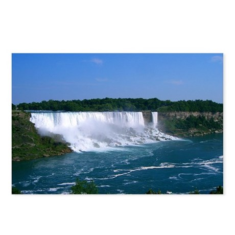 American Niagara Falls Postcards (Package of 8)