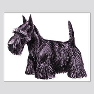 Scottish Terrier Small Poster