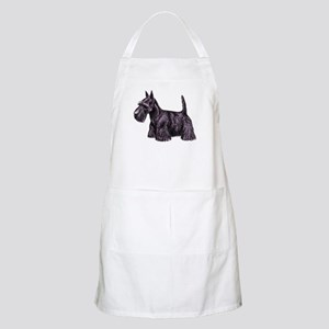 Scottish Terrier Light Apron