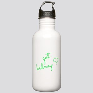 Got Kidney? Stainless Water Bottle 1.0L
