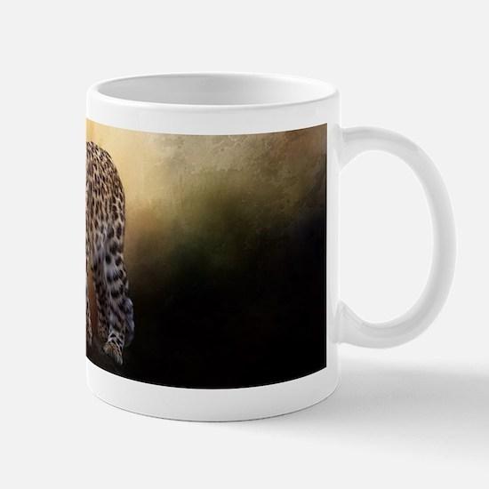 Amur Leopard Mugs