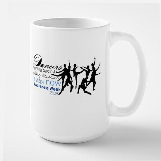 Dancers Large Mug
