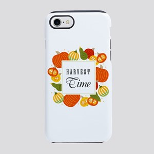 Harvest Time Fall Frame iPhone 8/7 Tough Case
