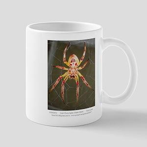 God's Work: Spider Flower Mimic Mug