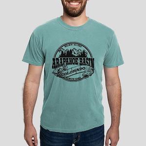 A-Basin Old Circle Black T-Shirt
