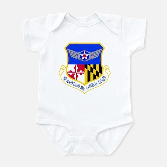 Maryland ANG Infant Creeper