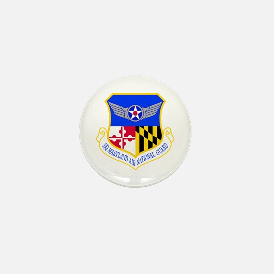 Maryland ANG Mini Button