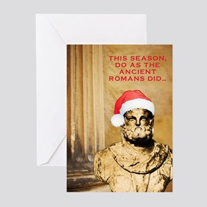 Saturnalia Greeting Cards (Pk of 10)