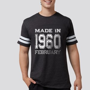 Birthday Celebration Made In February 1960 T-Shirt