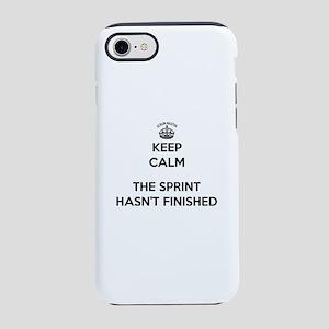 Scrum Master Sprint iPhone 8/7 Tough Case