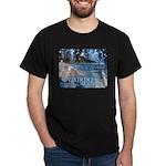 Waikiki Hawaii Dark T-Shirt