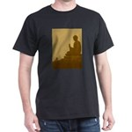 brown buddha Dark T-Shirt