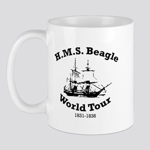 HMS Beagle world tour - RIGHT handed