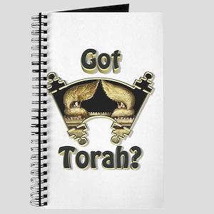 Got Torah? Journal