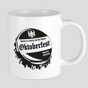 Oktoberfest Party in the Haus Mugs
