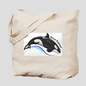 Orca Trainer Tote Bag