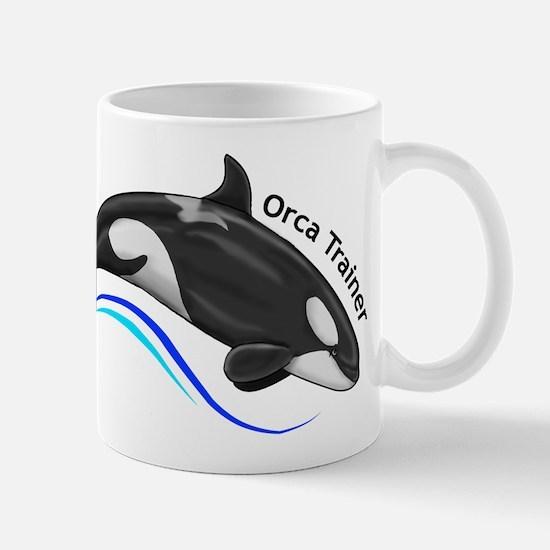 Orca Trainer Mug