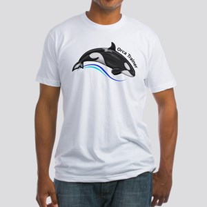 Orca Trainer Fitted T-Shirt