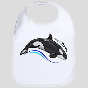 Orca Trainer Bib
