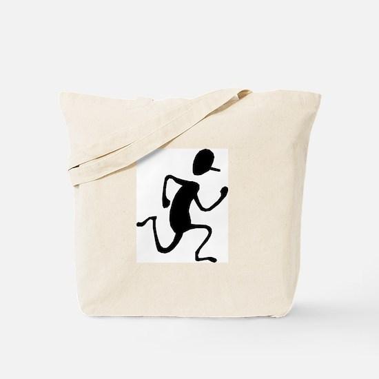 Runner Tote Bag