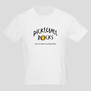 Pickleball Rocks and so does my Grandma T-Shirt