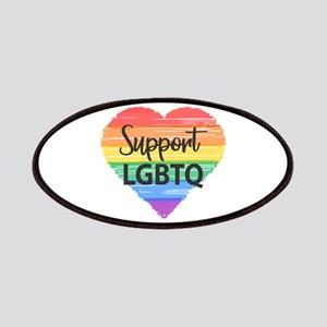 Support LGBTQ Coming Out Day Patch