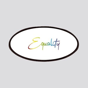 Equality LGBTQ Coming Out Day Patch