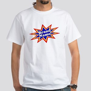 Brand Name Products! White T-Shirt
