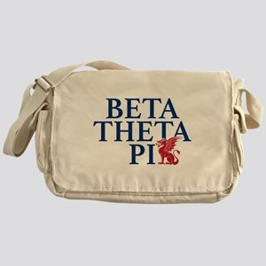 Beta Theta Pi Dragon Messenger Bag