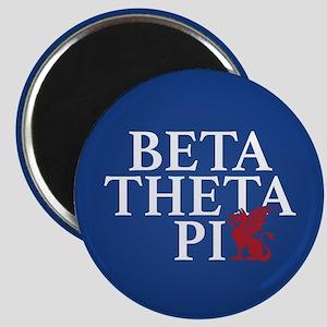 Beta Theta Pi Dragon Magnet
